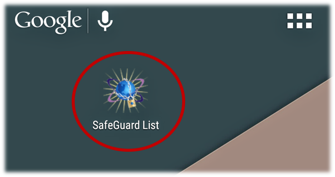 Installing Safeguard List Certificate in Android